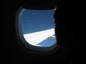 Leaving on a jet plane, 2009.